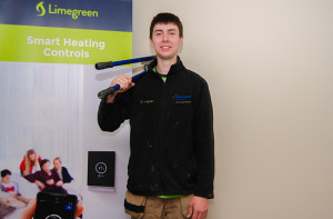 Limegreen apprentice succes in world skills competition